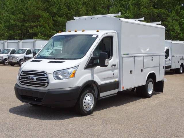 2019 Transit 350 HD DRW 4x2, Service Utility Van #T196140 - photo 1