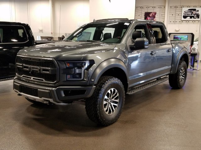 2019 F-150 SuperCrew Cab 4x4,  Pickup #T197001 - photo 1