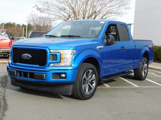 2019 F-150 Super Cab 4x2,  Pickup #T197010 - photo 1