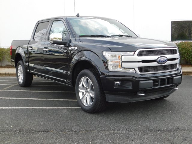 2019 F-150 SuperCrew Cab 4x4,  Pickup #T197020 - photo 3