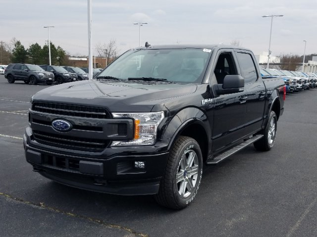 2019 F-150 SuperCrew Cab 4x4,  Pickup #T197025 - photo 1