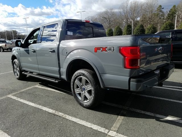 2019 F-150 SuperCrew Cab 4x4,  Pickup #T197026 - photo 2