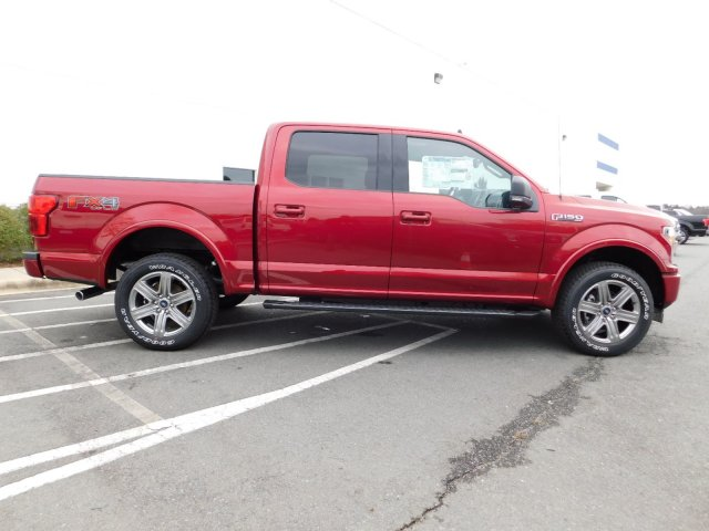 2019 F-150 SuperCrew Cab 4x4,  Pickup #T197027 - photo 4