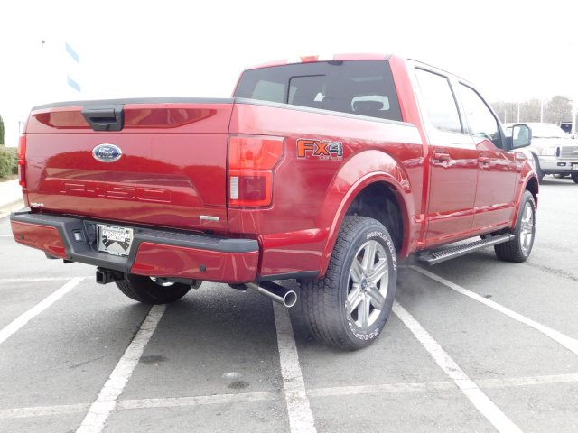 2019 F-150 SuperCrew Cab 4x4,  Pickup #T197027 - photo 5