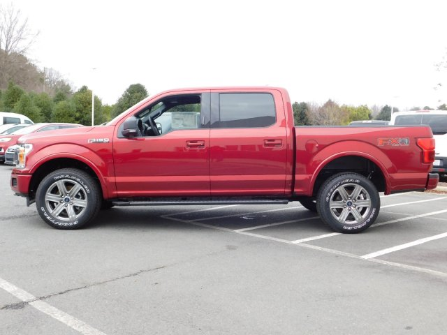 2019 F-150 SuperCrew Cab 4x4,  Pickup #T197027 - photo 7