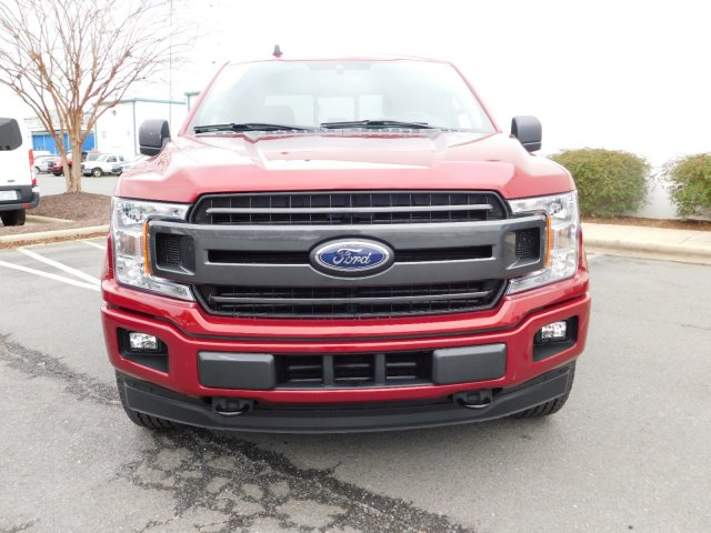 2019 F-150 SuperCrew Cab 4x4,  Pickup #T197027 - photo 8
