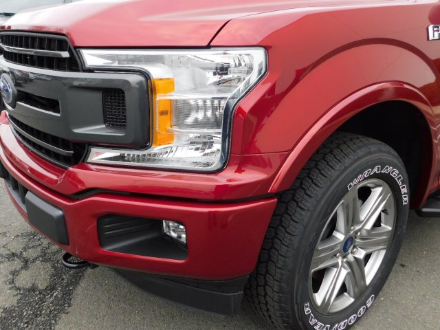 2019 F-150 SuperCrew Cab 4x4,  Pickup #T197027 - photo 9