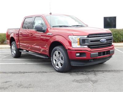 2019 F-150 SuperCrew Cab 4x4,  Pickup #T197027 - photo 3