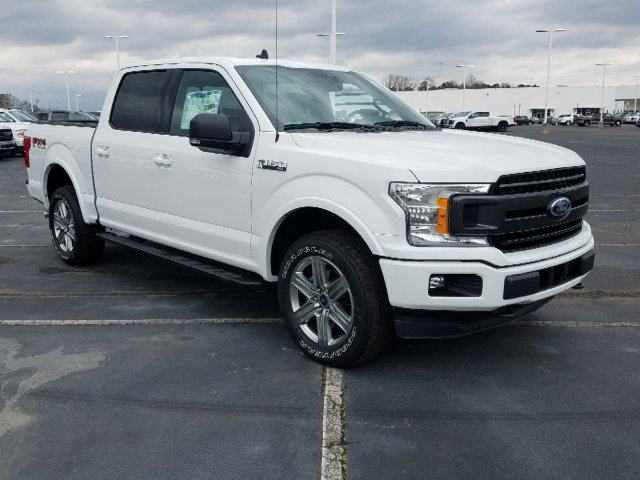 2019 F-150 SuperCrew Cab 4x4,  Pickup #T197033 - photo 3