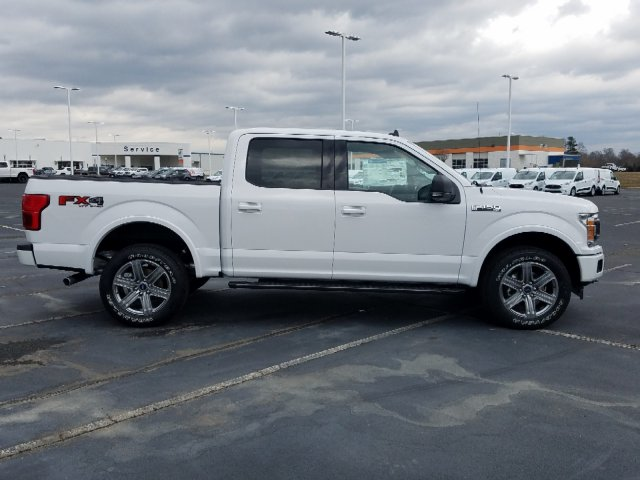 2019 F-150 SuperCrew Cab 4x4,  Pickup #T197033 - photo 4