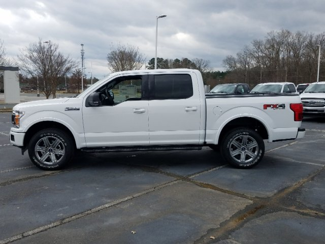 2019 F-150 SuperCrew Cab 4x4,  Pickup #T197033 - photo 7