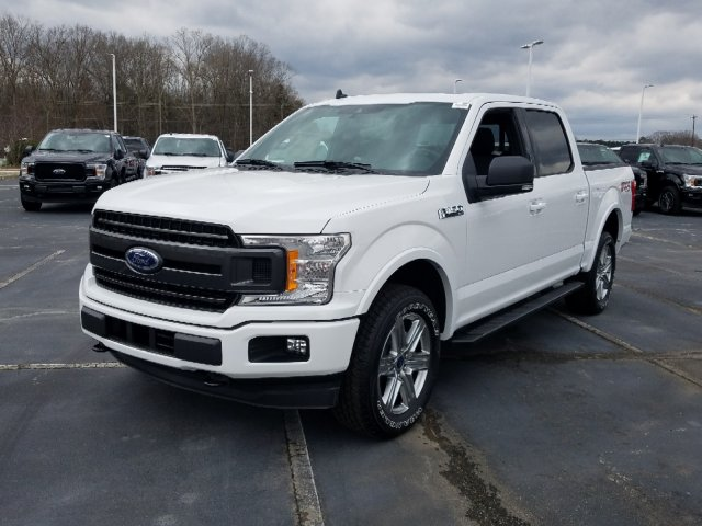 2019 F-150 SuperCrew Cab 4x4,  Pickup #T197033 - photo 1