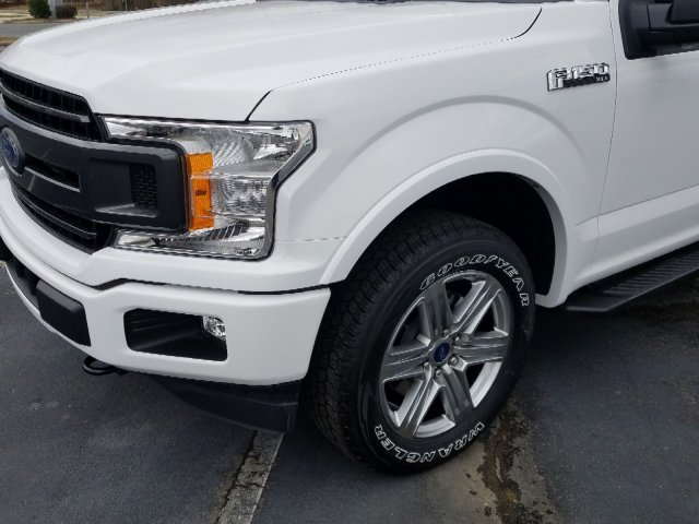 2019 F-150 SuperCrew Cab 4x4,  Pickup #T197033 - photo 9