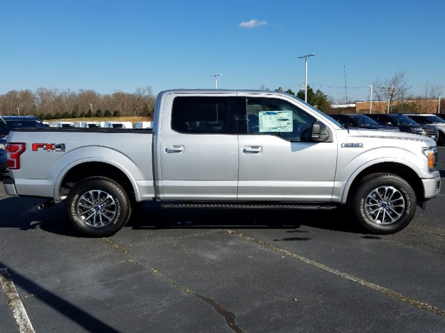 2019 F-150 SuperCrew Cab 4x4,  Pickup #T197052 - photo 4