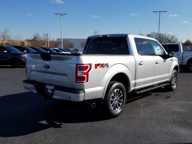 2019 F-150 SuperCrew Cab 4x4,  Pickup #T197052 - photo 5