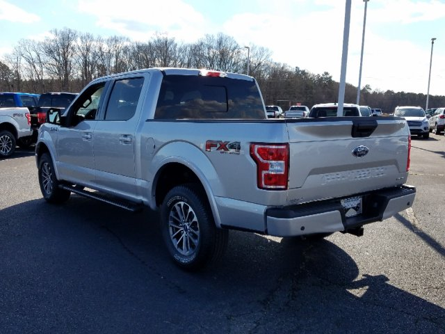 2019 F-150 SuperCrew Cab 4x4,  Pickup #T197052 - photo 2