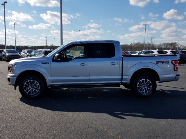 2019 F-150 SuperCrew Cab 4x4,  Pickup #T197052 - photo 7