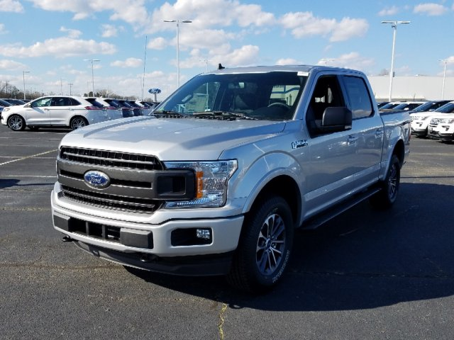 2019 F-150 SuperCrew Cab 4x4,  Pickup #T197052 - photo 1