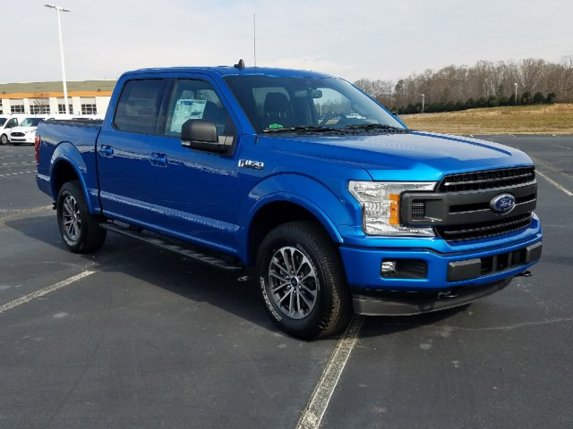 2019 F-150 SuperCrew Cab 4x4,  Pickup #T197054 - photo 3