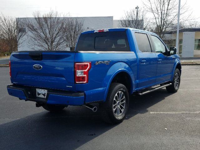 2019 F-150 SuperCrew Cab 4x4,  Pickup #T197054 - photo 5