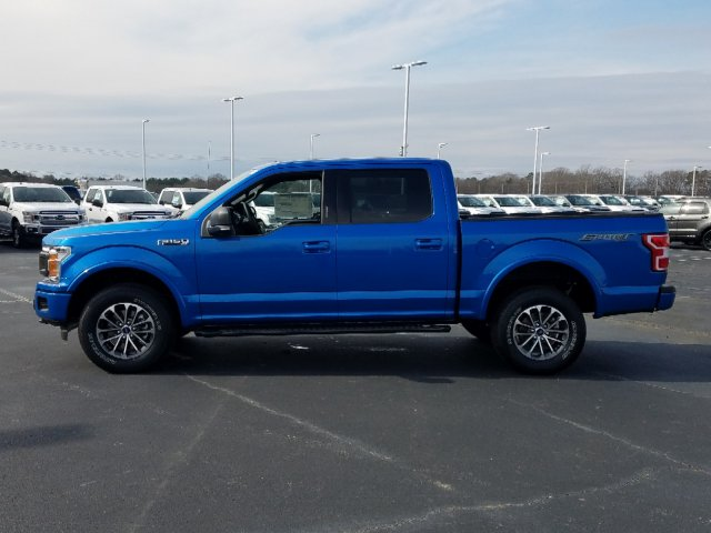 2019 F-150 SuperCrew Cab 4x4,  Pickup #T197054 - photo 7