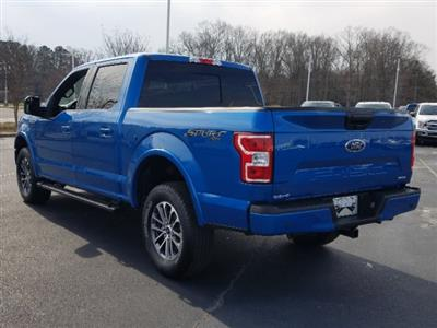 2019 F-150 SuperCrew Cab 4x4,  Pickup #T197054 - photo 2