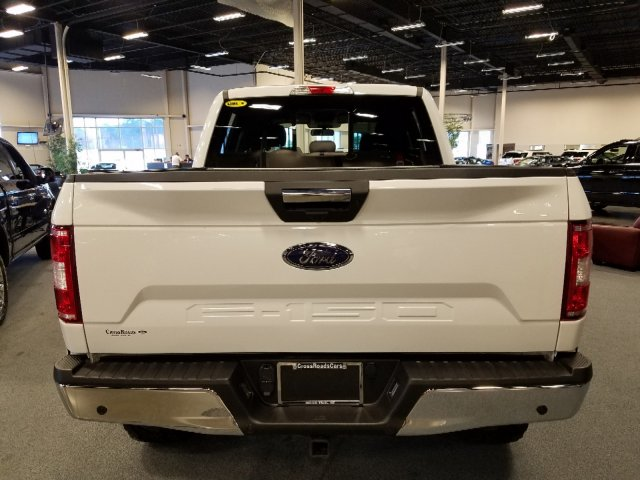 2019 F-150 SuperCrew Cab 4x4,  Pickup #T197056 - photo 7