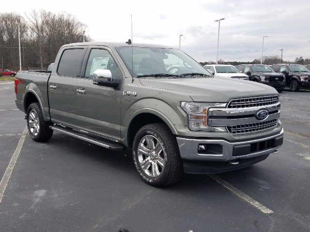 2019 F-150 SuperCrew Cab 4x4,  Pickup #T197058 - photo 3