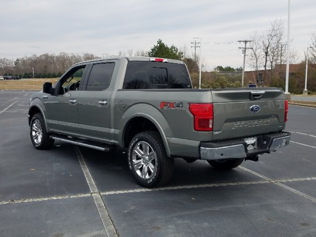 2019 F-150 SuperCrew Cab 4x4,  Pickup #T197058 - photo 2