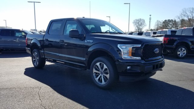 2019 F-150 SuperCrew Cab 4x4,  Pickup #T197061 - photo 4