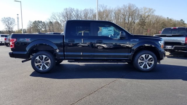 2019 F-150 SuperCrew Cab 4x4,  Pickup #T197061 - photo 5