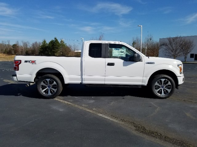 2019 F-150 Super Cab 4x4,  Pickup #T197062 - photo 4