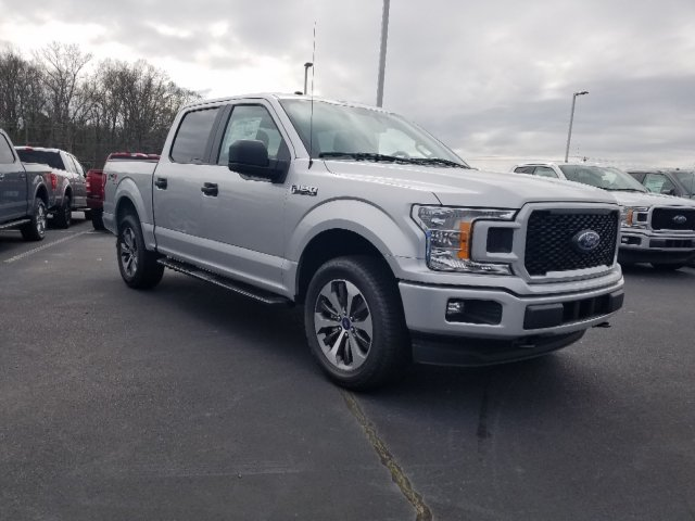 2019 F-150 SuperCrew Cab 4x4,  Pickup #T197064 - photo 3