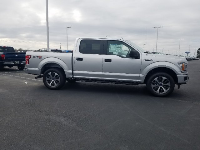 2019 F-150 SuperCrew Cab 4x4,  Pickup #T197064 - photo 4