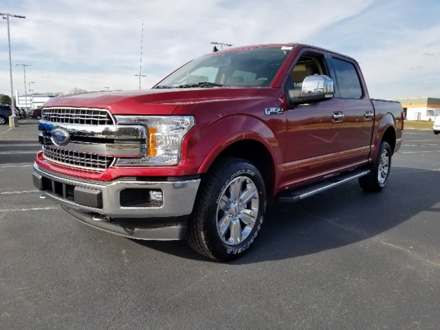 2019 F-150 SuperCrew Cab 4x4,  Pickup #T197069 - photo 1