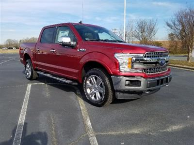 2019 F-150 SuperCrew Cab 4x4,  Pickup #T197069 - photo 3