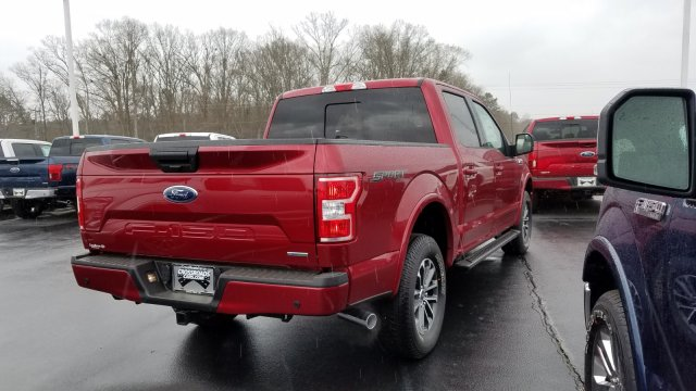 2019 F-150 SuperCrew Cab 4x4,  Pickup #T197070 - photo 5