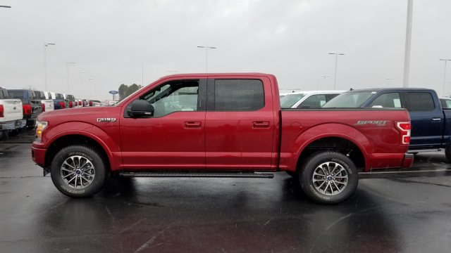 2019 F-150 SuperCrew Cab 4x4,  Pickup #T197070 - photo 7
