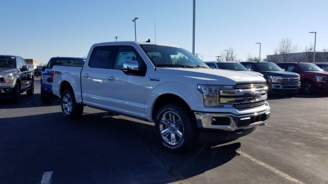 2019 F-150 SuperCrew Cab 4x4,  Pickup #T197082 - photo 3