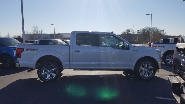 2019 F-150 SuperCrew Cab 4x4,  Pickup #T197082 - photo 4