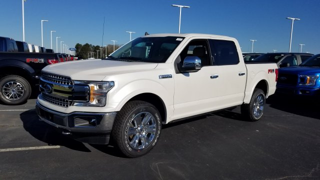 2019 F-150 SuperCrew Cab 4x4,  Pickup #T197082 - photo 1