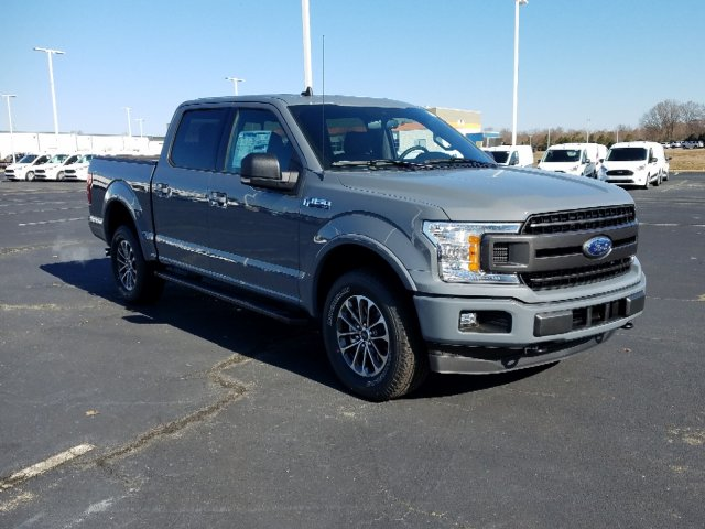 2019 F-150 SuperCrew Cab 4x4,  Pickup #T197083 - photo 3