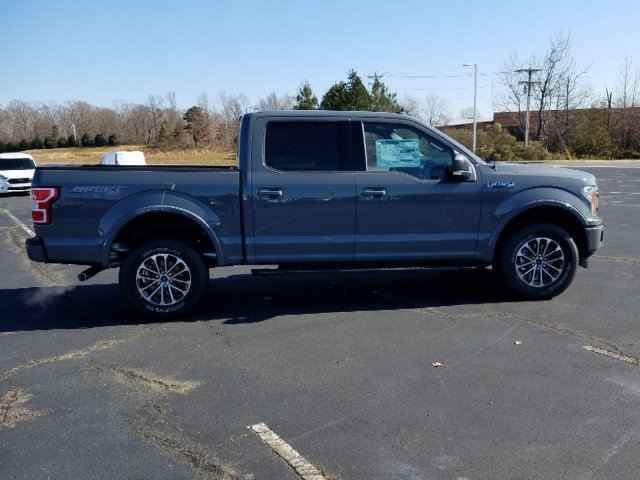 2019 F-150 SuperCrew Cab 4x4,  Pickup #T197083 - photo 4