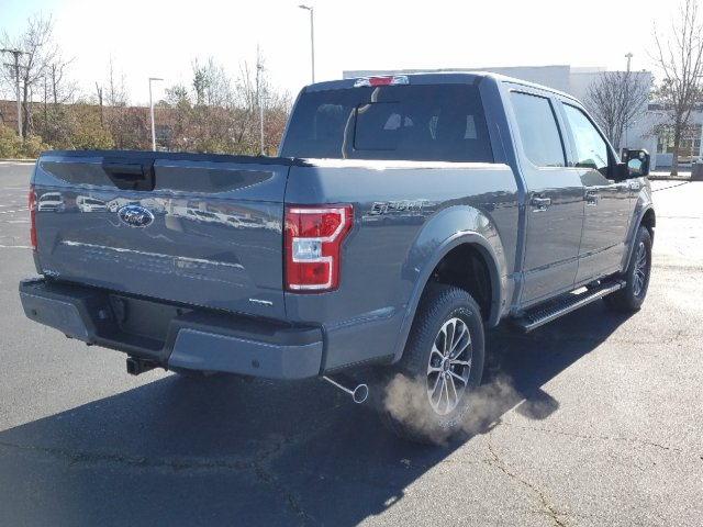 2019 F-150 SuperCrew Cab 4x4,  Pickup #T197083 - photo 5