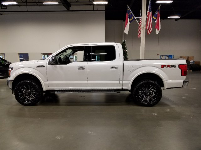 2019 F-150 SuperCrew Cab 4x4,  Pickup #T197088 - photo 7