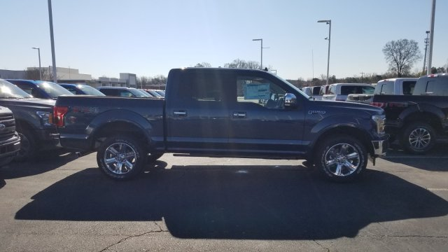 2019 F-150 SuperCrew Cab 4x4,  Pickup #T197096 - photo 4