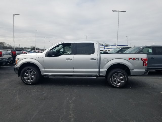 2019 F-150 SuperCrew Cab 4x4,  Pickup #T197098 - photo 5