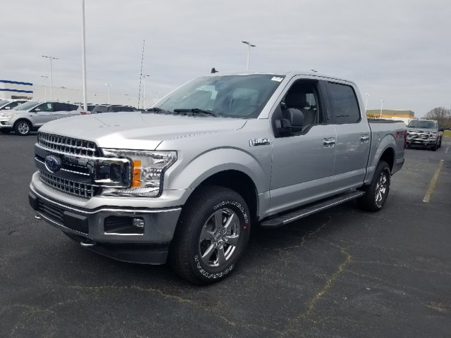 2019 F-150 SuperCrew Cab 4x4,  Pickup #T197098 - photo 1