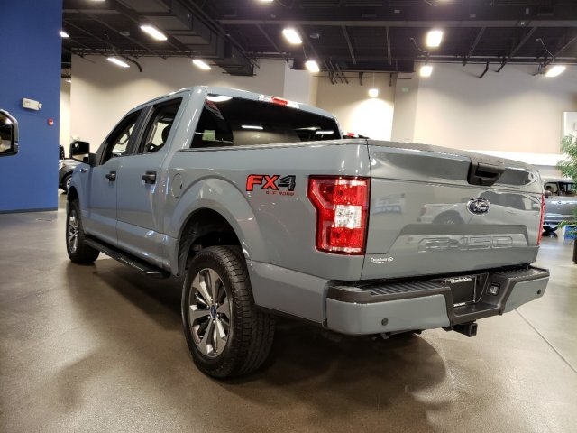 2019 F-150 SuperCrew Cab 4x4,  Pickup #T197099 - photo 6