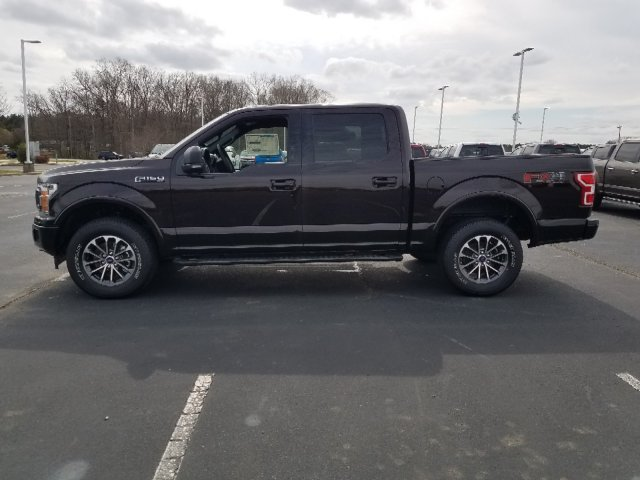 2019 F-150 SuperCrew Cab 4x4,  Pickup #T197101 - photo 7